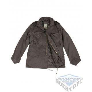 КурткаUS STYLE BLACK M65 FIELD JACKET W. LINER