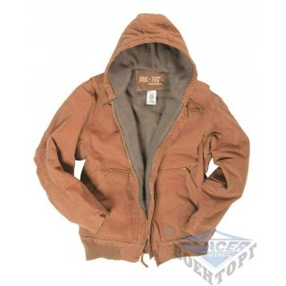 Куртка COYOTE WORK HOODED JACKET CANVAS