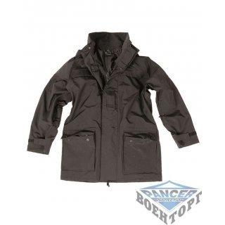 Куртка-парка BW JACKE NSSESCHUTZ TEESAR черная