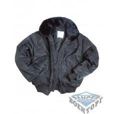 Куртка SWAT CWU JACKE M.ABNEHMB.KRAGEN темно-синяя