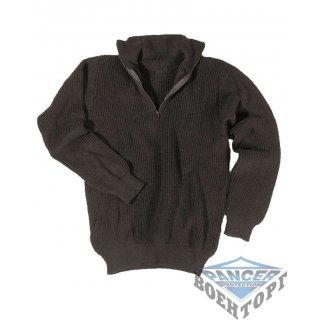Армейский пуловер TROYER (750 GR) черный