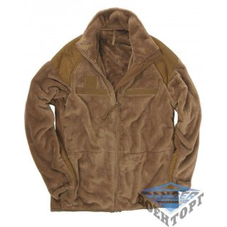 Куртка флисовая US JACKET FLEECE GEN.III-LEV.3 койот