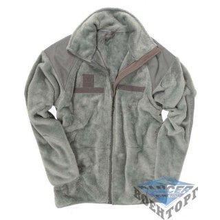 Куртка флисовая US JACKET FLEECE GEN.III-LEV.3 FOLIAGE