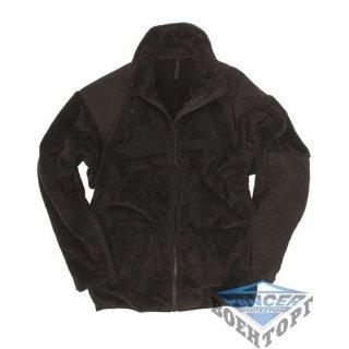 Куртка флисовая US JACKET FLEECE GEN.III-LEV.3 черная