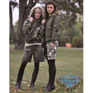 Тактические шорты женские WOODLAND ARMY SHORTS WOMAN