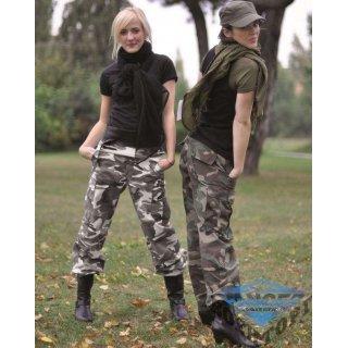 Армейские штаны женские US W/L WOMEN BDU R/S C.PW. FIELD PANTS