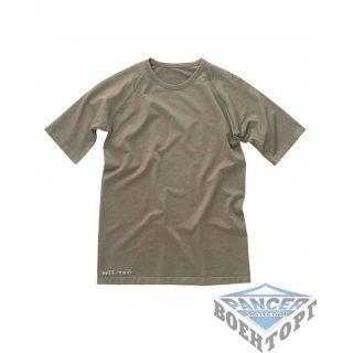 "Спортивная футболка T-SHIRT MIL-TEC&""""#174; SPORTS олива"
