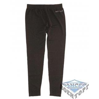 """Спортивные штаны UNTERHOSE LANG MIL-TEC&""""""""#174; SPORTS черные"""