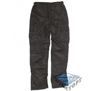 "Термоштаны US MA1&""""#174; THERMAL PANTS черные"