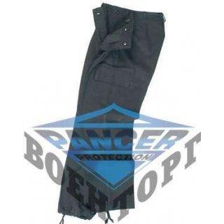 Тактические брюки GERMAN ORIGINAL MOLESKIN PANTS черные