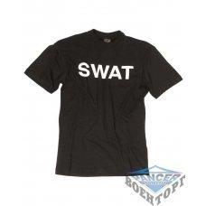 Футболка T-SHIRT M.DRUCK ?SWAT? черная