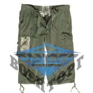 Бриджи военные OD PREWASH AIR COMBAT 3/4 PANTS