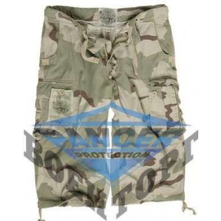 Бриджи военные DESERT PREWASH AIR COMBAT 3/4 PANTS
