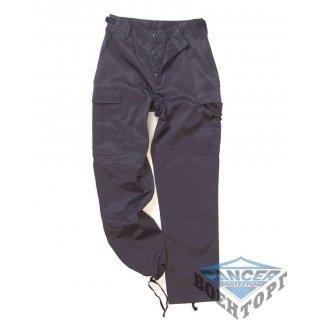 Армейские штаны US DARK BLUE BDU STYLE FIELD PANTS темно-синие