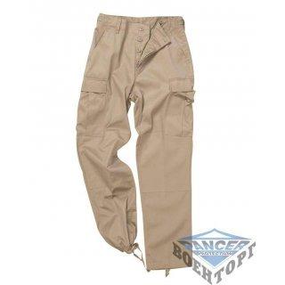 Армейские штаны US KHAKI BDU STYLE FIELD PANTS хаки