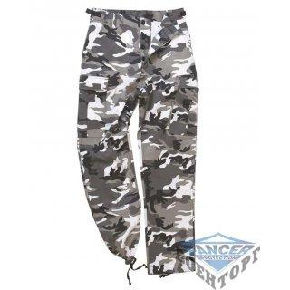Армейские штаны US URBAN BDU STYLE FIELD PANTS