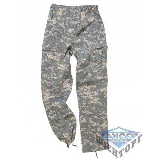 Армейские штаны US AT-DIGITAL BDU STYLE FIELD PANTS