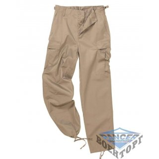 Армейские брюки US BDU STYLE RANGER FIELD PANTS хаки