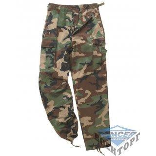 Армейские брюки US W/L BDU STYLE RANGER FIELD PANTS