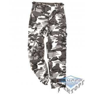 Армейские брюки US URBAN BDU STYLE RANGER FIELD PANTS