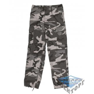 Армейские брюки US DARK CAMO BDU STY.RANGER FIELD PANTS