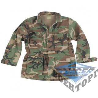 Китель US W/L BDU STYLE R/S CO.PRE.FIELD JACKET