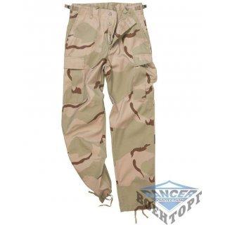 Армейские брюки US 3-COL.DESERT BDU ST.RANG.FIELD PANTS