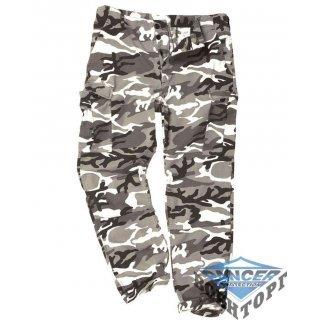 Армейские брюки US URBAN BDU STYLE R/S C.PW.FIELD PANTS