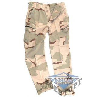Армейские брюки US DESERT BDU STYL.R/S C.PW.FIELD PANTS