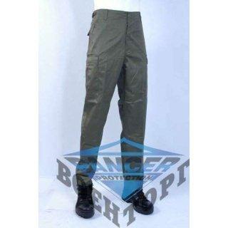 Армейские брюки US OD R/S BDU FIELD PANTS