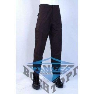 Армейские брюки US R/S BDU FIELD PANTS черные