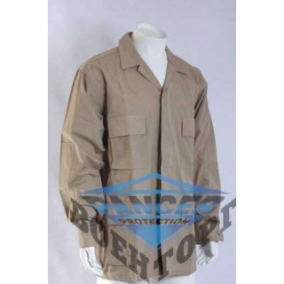 Китель US R/S BDU FIELD JACKET хаки