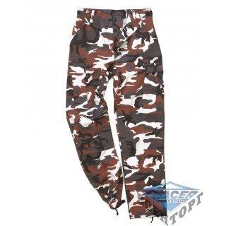 Армейские брюки US RED CAMO BDU STY.RANGER FIELD PANTS