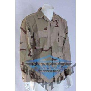 Китель военный US 3-COL. DESERT R/S BDU FIELD JACKET