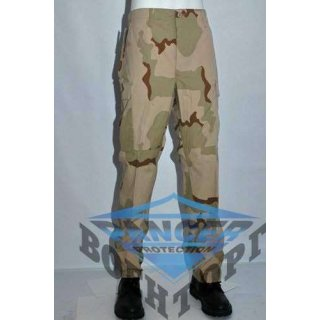 Брюки военные US 3-COL. DESERT R/S BDU FIELD PANTS
