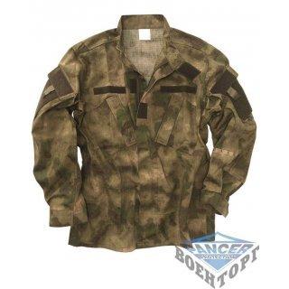 Китель военный US MIL-TACS FG ACU POCO R/S FIELD JACKET