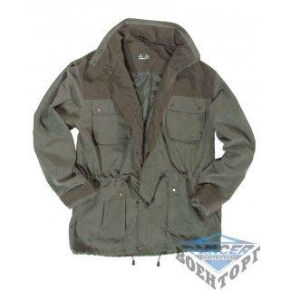 Охотничья куртка GREEN MIL-TEC HUNTING JACKET