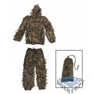 Костюм маскировочный WILD TREES™ GHILLIE SUIT 3D