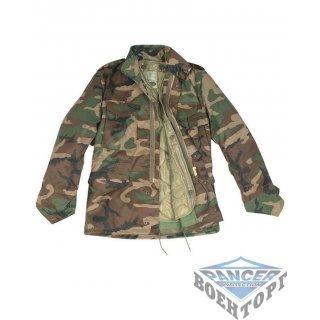 Куртка детская камуфляжная US STYLE W/L KIDS M65 FIELD JACKET