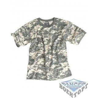 Детская камуфляжная футболка AT-DIGITAL KIDS T-SHIRT