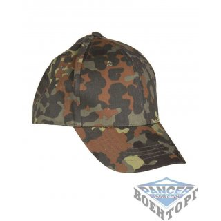 Бейсболка US BASEBALL CAP KIDS FLECKTARN