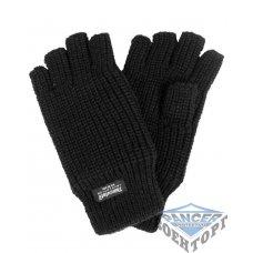 Беспалые перчатки трикотаж PAN THINSULATE™ FINGERLESS GLOVES черные