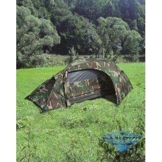 Палатка одноместная WOODLAND 1-MAN TENT ?RECOM?