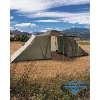 Палатка шестиместная TENT 3 PLUS 3-MEN