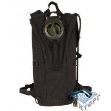 Рюкзак-гидратор MIL-SPEC WATER PACK WITH STRAPS черный