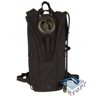 Рюкзак-гидратор MIL-SPEC WATER PACK WITH STRAPS черный