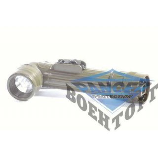Г-образный фонарь US OD MEDIUM 2C ANGLEHEAD FLASHLIGHT