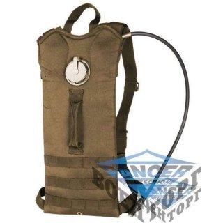 Рюкзак-гидратор BASIC WATER PACK WITH STRAPS койот