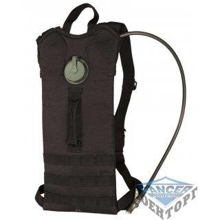 Рюкзак-гидратор BASIC WATER PACK WITH STRAPS черный