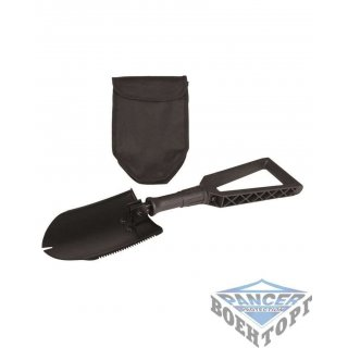 Лопата саперная US GEN.II TRIFOLD SHOVEL WITH POUCH